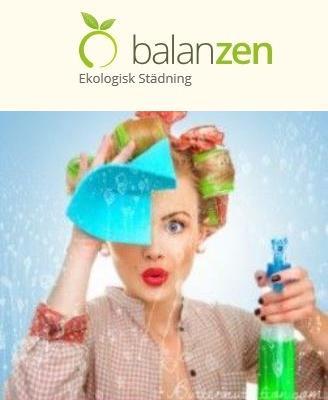 Balanzen - ekologisk städning för hem och kontor