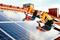 Överväldigande intresse för solceller i år